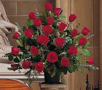 Flower Wallpaper Free Red Roses Flower Arrangements