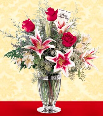 Send flowers to mississippi with mississippi flower shop same day anniversary mightylinksfo